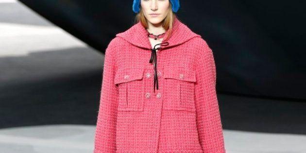Moda Parigi / Il giorno di Chanel (e di Lagerfeld)