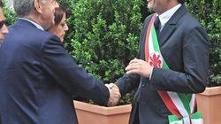 Renzi incontra Monti a Palazzo Chigi