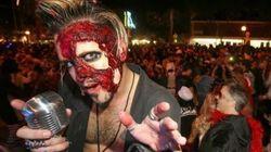 Halloween, quattro ragazze morte a Madrid, a Roma tentato omicidio, feriti a a Los Angeles, Firenze,