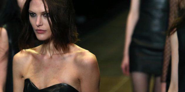 Moda Parigi / Il grunge di Yves Saint Laurent