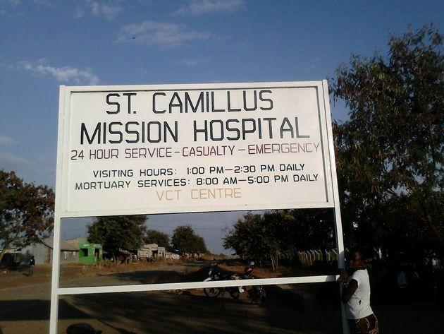 Karungu Mission Hospital. Ma si può chiamare