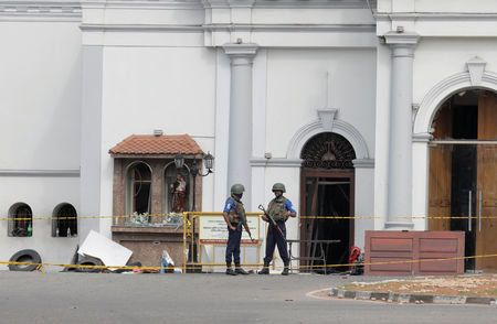 Sri Lanka Bomber 'Studied In The UK' Before Carrying Out Easter Sunday
