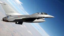 Caccia F16 Usa disperso: forse caduto in