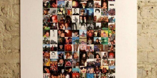 Le foto profilo di Facebook in mostra nei grandi musei (FOTO,