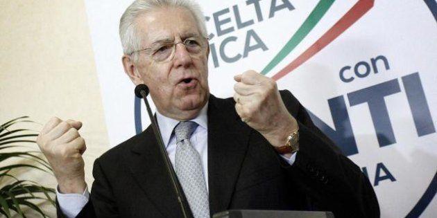 Governo: Scelta Civica in cerca di una linea. Il premier Mario Monti propende per un esecutivo di