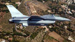 Trovati possibili resti del caccia F.16 in mare. Si teme per la sorte del