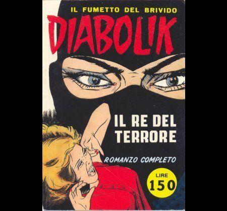 Diabolik compie 50 anni: auguri al ladro più affascinante dei fumetti