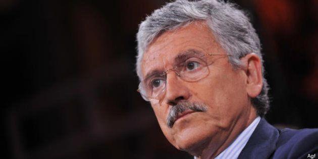 Massimo D'Alema a Piazzapulita: