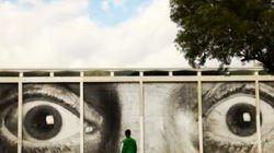 Un anno di street art negli scatti di Jaime Rojo