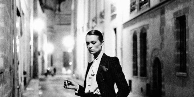 Helmut Newton: la mostra a Roma, il nudo di moda a Palazzo delle esposizioni
