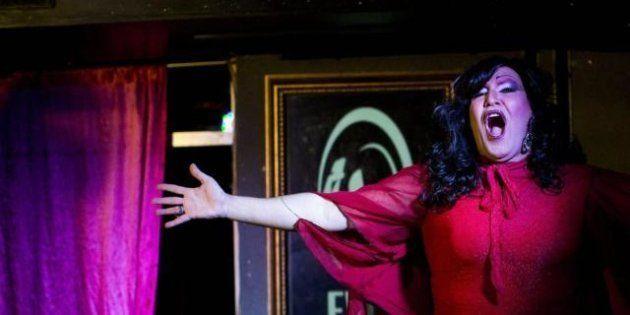 Drag Queen Show a Tel Aviv: il reportage fotografico