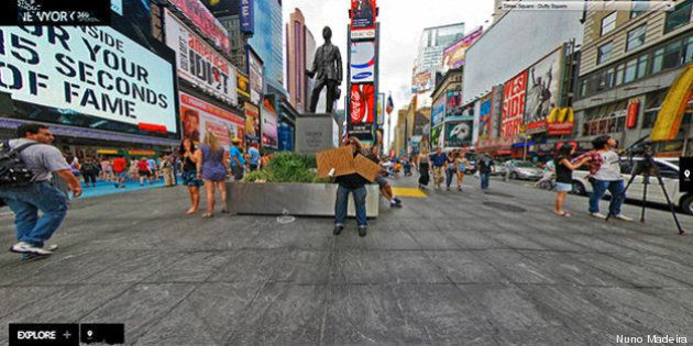 New York a 360°, basta un clic per sentirsi a Times Square o a Broadway o sulla 5th