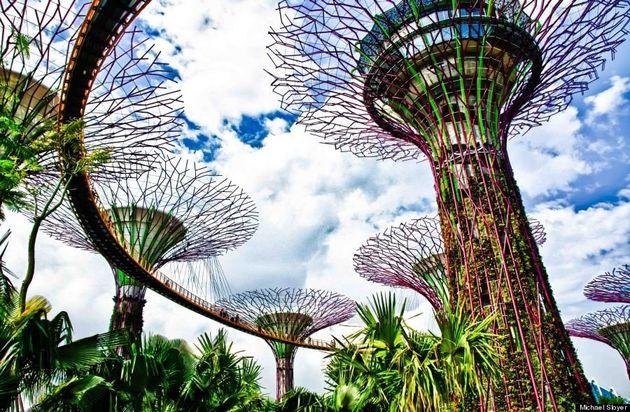 Immagini mozzafiato dell'Asia del fotografo Michael Sloyer