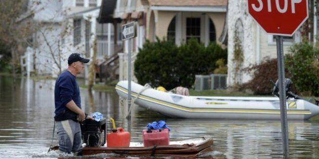 Elezioni americane: Sandy riporta al centro il climate change, un cambiamento che soffia in direzione...