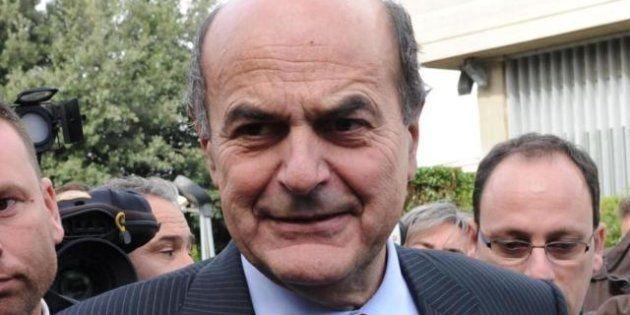 Bersani: il ticket Di Pietro-Grillo non è utile al