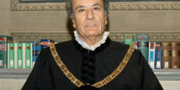 Franco Gallo eletto presidente della Corte