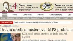 Mps, lo scandalo sul Financial Times: