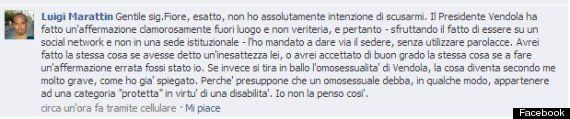 Luigi Marattin, fedelissimo di Renzi e assessore Pd a Ferrara: insulti omofobi contro Vendola. Poi si...