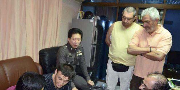 Thailandia, sequestro lampo per due italiani a Bangkok