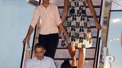 Le vacanze del presidente, Obama alle Hawaii