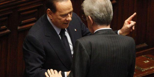 Mario Monti a In Mezz'ora, Silvio Berlusconi a Domenica In, Massimo D'Alema a Che tempo che fa. Domenica...