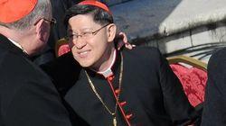 Per i social media, il filippino Tagle è il più papabile (FOTO,