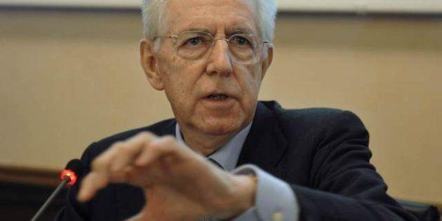 Fiducia governo, Mario Monti avverte Beppe Grillo: