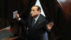 Silvio Berlusconi loda Napolitano e punta sulla rottura del Pd:
