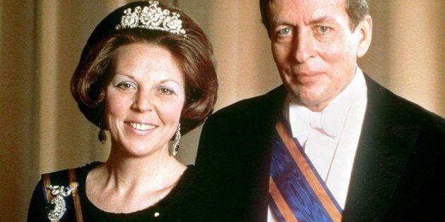 Beatrice, una regina è per sempre. Dopo l'abdicazione, la vita di tutti i giorni. In Inghilterra ironie...