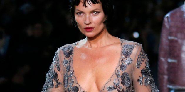 Moda Parigi / Miu Miu frivola, Vuitton seduce con Kate Moss, antica Grecia da Vionnet
