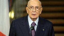 Napolitano fa chiarezza: si vota a
