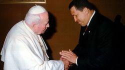 Il ricordo/ Quando Chavez incontrò Giovanni Paolo