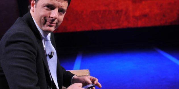 Elezioni 2013. Renzi snobba la direzione Pd, via senza intervenire. Inizia la sua partita elettorale....
