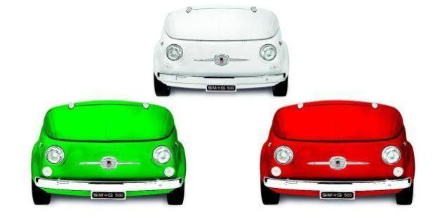 Una Fiat 500 negli Usa? La vende Bill
