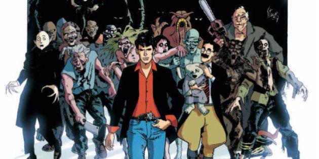 Tex Willer, Zagor, Dylan Dog, Nathan Never: tutta i personaggi della casa editrice Bonelli in mostra...