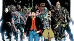 Tex Willer, Zagor, Dylan Dog, Nathan Never