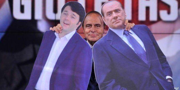 Governo: Silvio Berlusconi Si A Renzi Ma Governo Politico Con Alfano Dentro, La Pressione Dei Quarantenni...