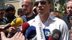 Grecia, portavoce di Alba dorata a processo per