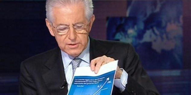 Monti cita il Fondo Monetario: con le mie riforme cresceremo del 5,75%. Ma Washington ha bocciato la...