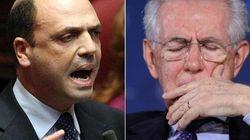 Pdl: crociata anti-Monti, tutti contro il
