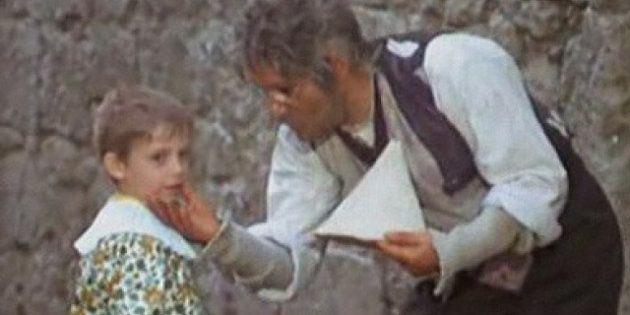 Cinema: riportiamo a casa Pinocchio. Dopo 40 anni l'interprete dello sceneggiato, Andrea Balestri, lancia