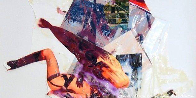 Rachel Libeskind in mostra a Roma: i paradossi della società attraverso il colore