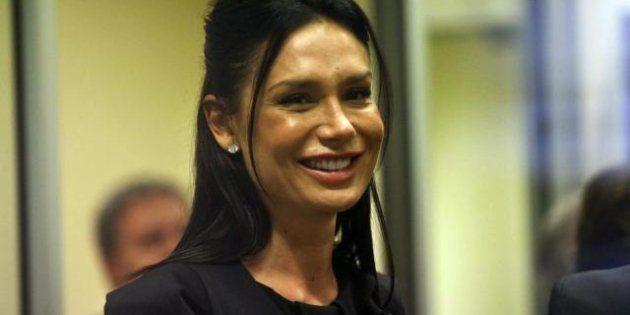 Nicole Minetti da Simona Ventura: