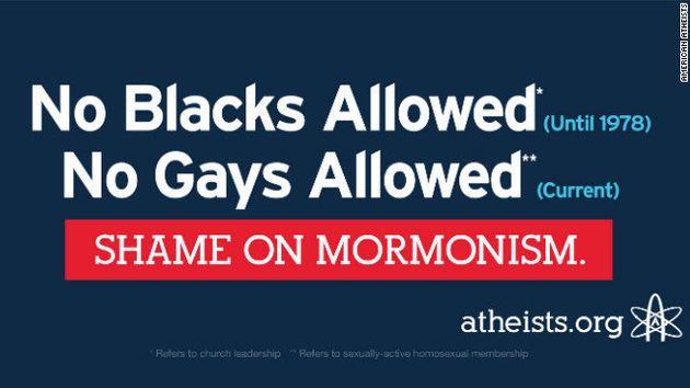 Sull'offensiva atea contro mormoni e Romney... e la difesa dei