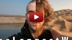 5.000 chilometri... di barba