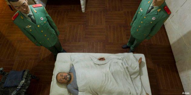 Ai Weiwei alla Biennale di Venezia 2013: la prigionia dell'artista diventa un'opera