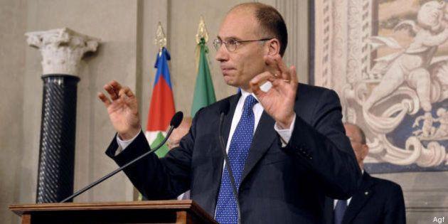 Governo. Prima di incontrare gli altri partiti, Letta alle prese con le consultazioni nel Pd. Ministri:...