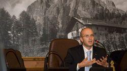 Arrestato il sindaco di Cortina: è accusato di abuso