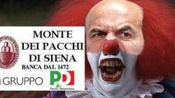 Cav-Mussolini, caso Mps, Balotelli e Bersani...La settimana politica nei fotomontaggi