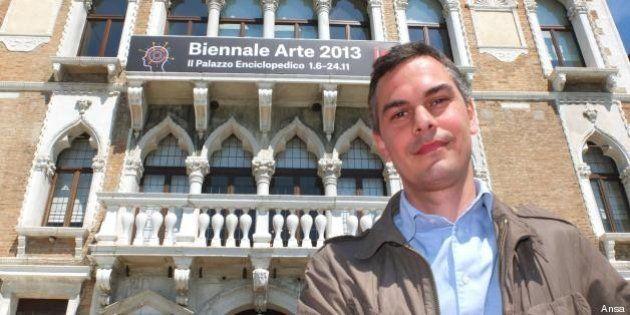 Intervista a Massimiliano Gioni: